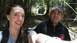 Naty y Feña, nuestro destino de luna de miel fue Bariloche 7