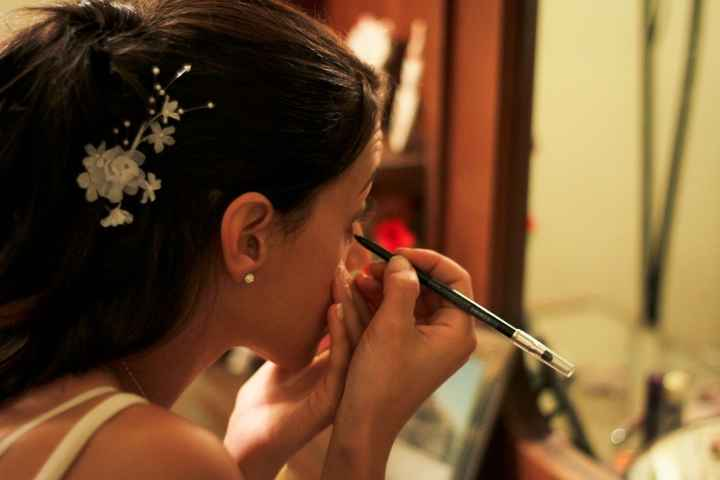 Maquillaje DIY