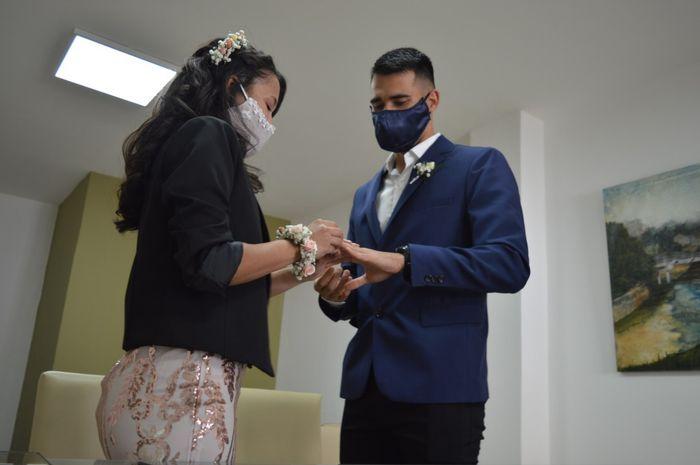 Mi ceremonia civil ♡ 1