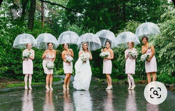 Ideas para bodas con lluvia 3