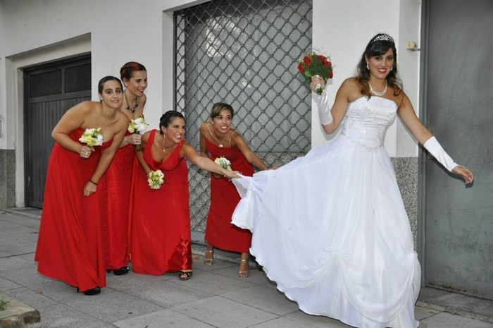 novia fugitiva