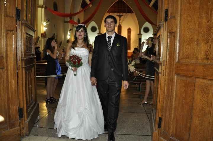 ya somos marido y mujer