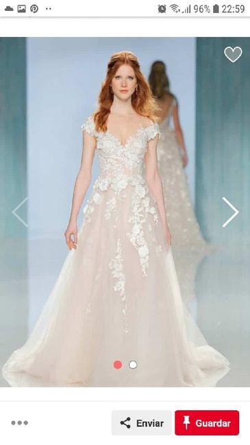 ¡Diseñá tu vestido de novia ideal! 3