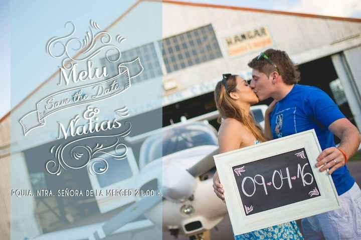 Nuestro save y avance pre boda :) - 1