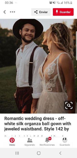 ROUND 4: ¡El traje del novio! 3