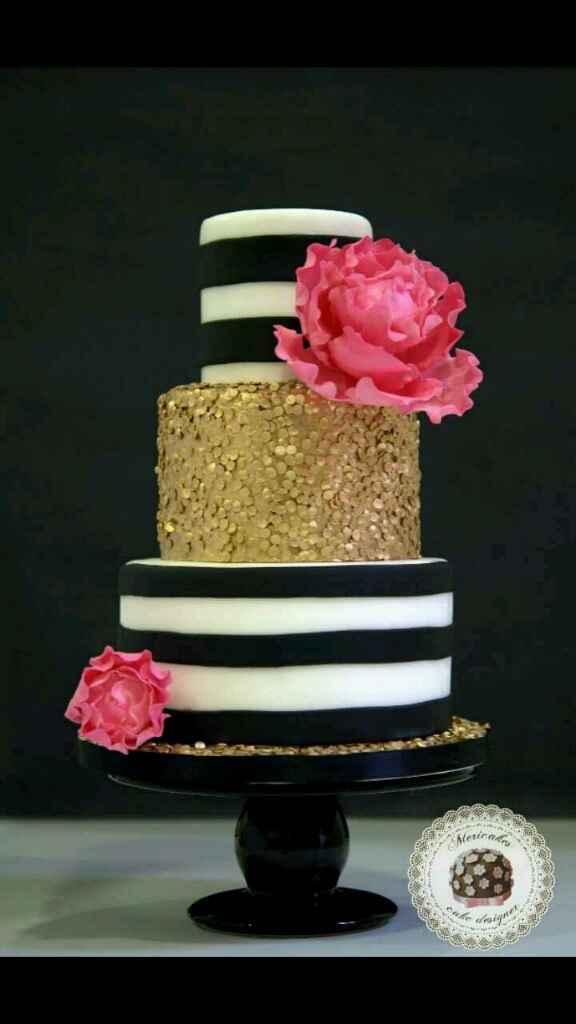 Qué tema... la torta!! - 2