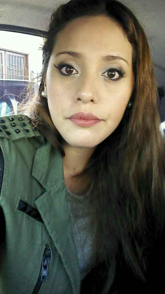 Mi prueba de peinado y make-up ! - 1