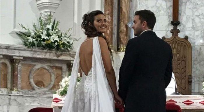 Boda Mica Vázquez (actriz) 3