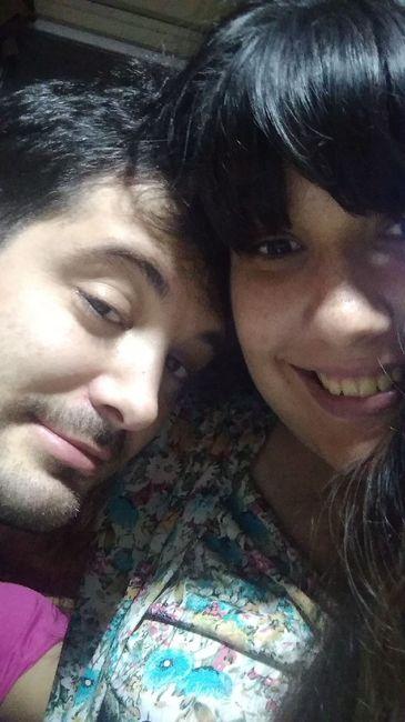 Ailu y Maxi, celebramos nuestro 6to San Valentín! 1