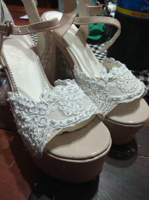 Diy del Zapato Ideal 2