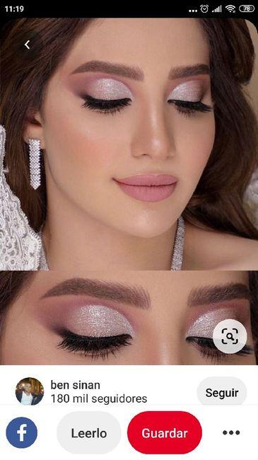 Make up- eligiendo un estilo 1