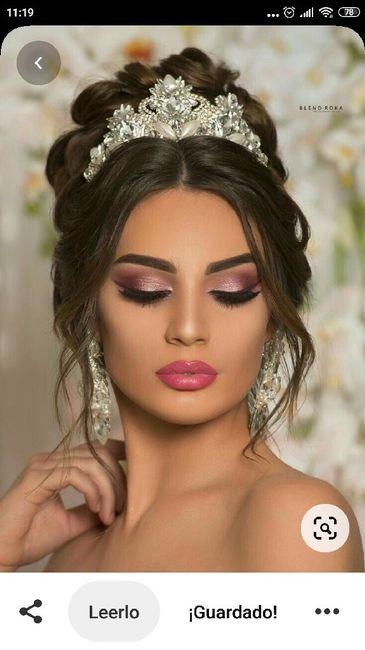 Make up- eligiendo un estilo 2