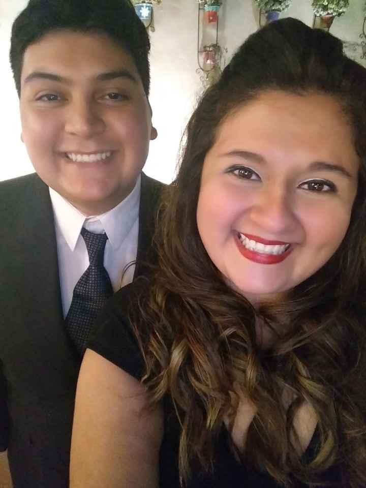 Luciana+ Domingo, celebramos nuestro 5º día de los enamorados❤️😍 - 1