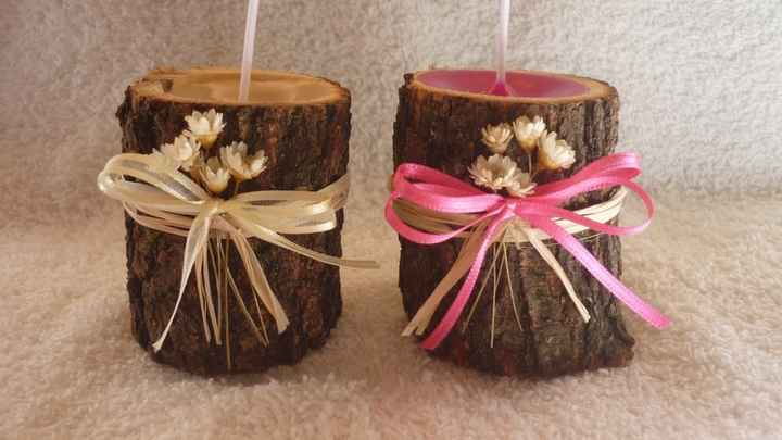 Souvenirs de troncos