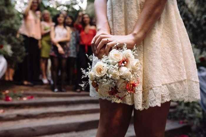 Flor: Este es mi look para el civil ♥ - 4