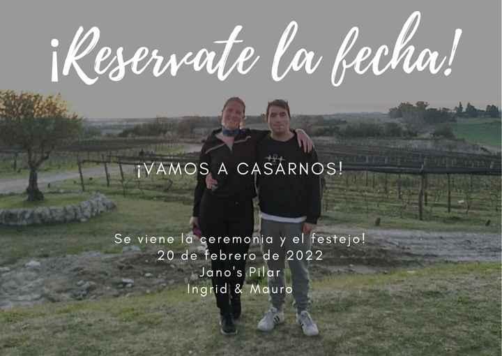 Novios que nos casamos el 20 de Febrero de 2022 en Buenos Aires - 2