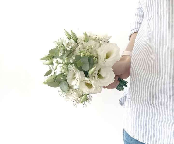 Algunas fotos de ramos de novia, ¿cómo será el de ustedes ,amigas? - 1