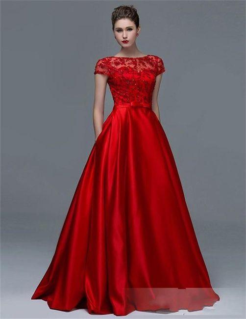 eac9b8fddb871 Vestidos rojos