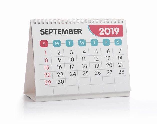 Novia Septiembre 2019, presentate! 1
