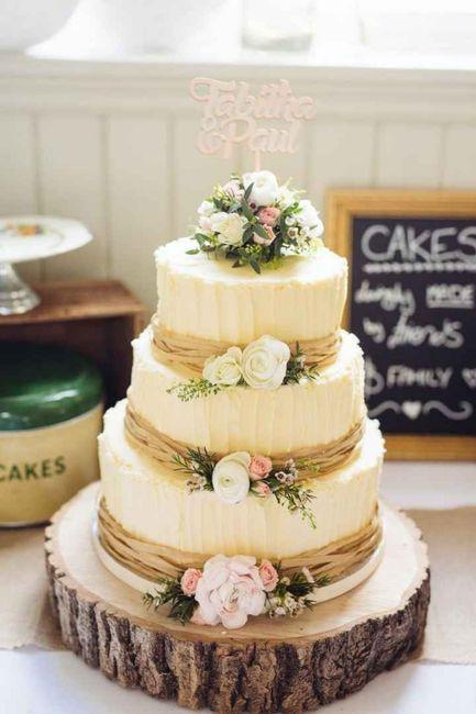 Torta de casamiento 🤔 2