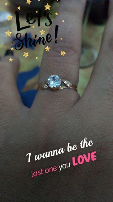 Si tu anillo de compromiso es un solitario, ¡ESTE es tu debate! - 1
