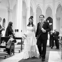 ya casados por Iglesia
