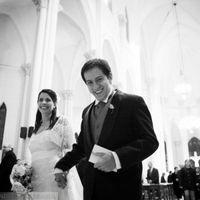 Felizmente casados!