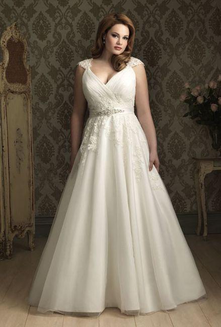 Conseguir vestido de novia en Merlo - 1