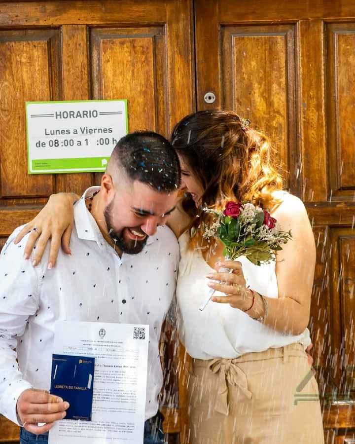 Recién casados! - 2