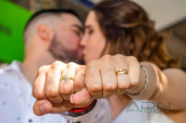 Recién casados! - 3