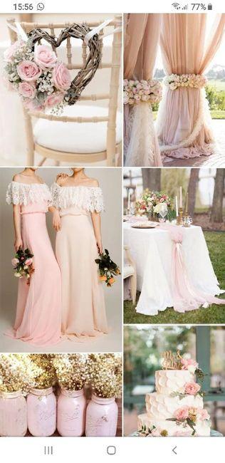 Ideas de Ambientación en tonos Rosas y Blanco. 18