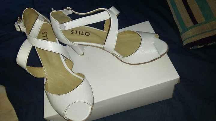 Mis zapatos soñados - 1
