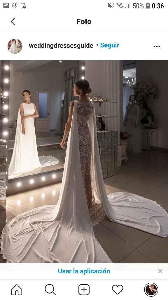 Buscando mi vestido - 1