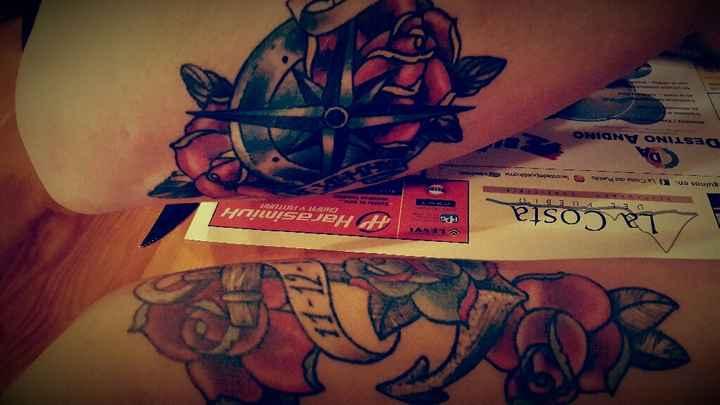 Tatuajes. - 1