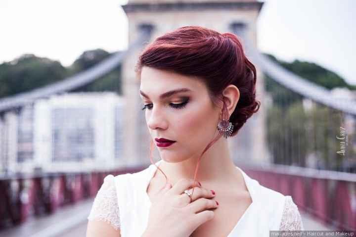 RESULTADOS del TEST: ¡Descubrí el makeup ideal para tu casamiento! - 3
