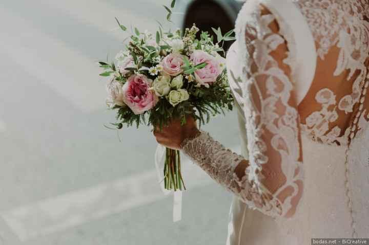 Éstos ramos son los preferidos de las novias. ¿Coincidís? - 1