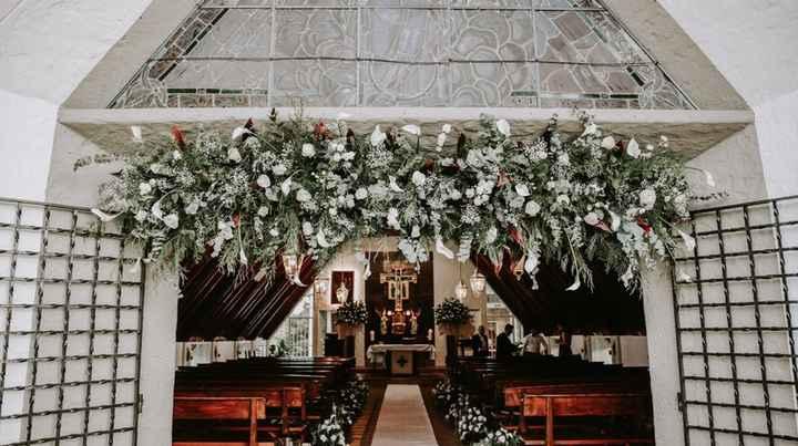 Y la iglesia mejor decorada es... - 1