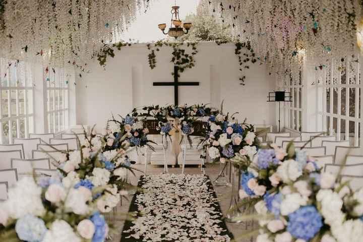 Y la iglesia mejor decorada es... - 4