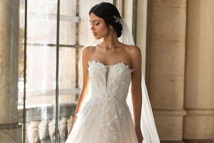 Desfile de novias: ¡El MEJOR y el PEOR de la pasarela! - 1