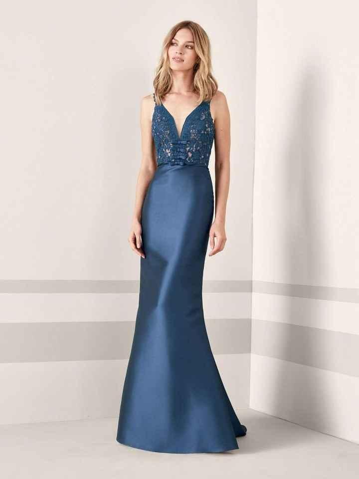 4 vestidos AGUAMARINA para las madrinas: ¿Qué decís? - 1