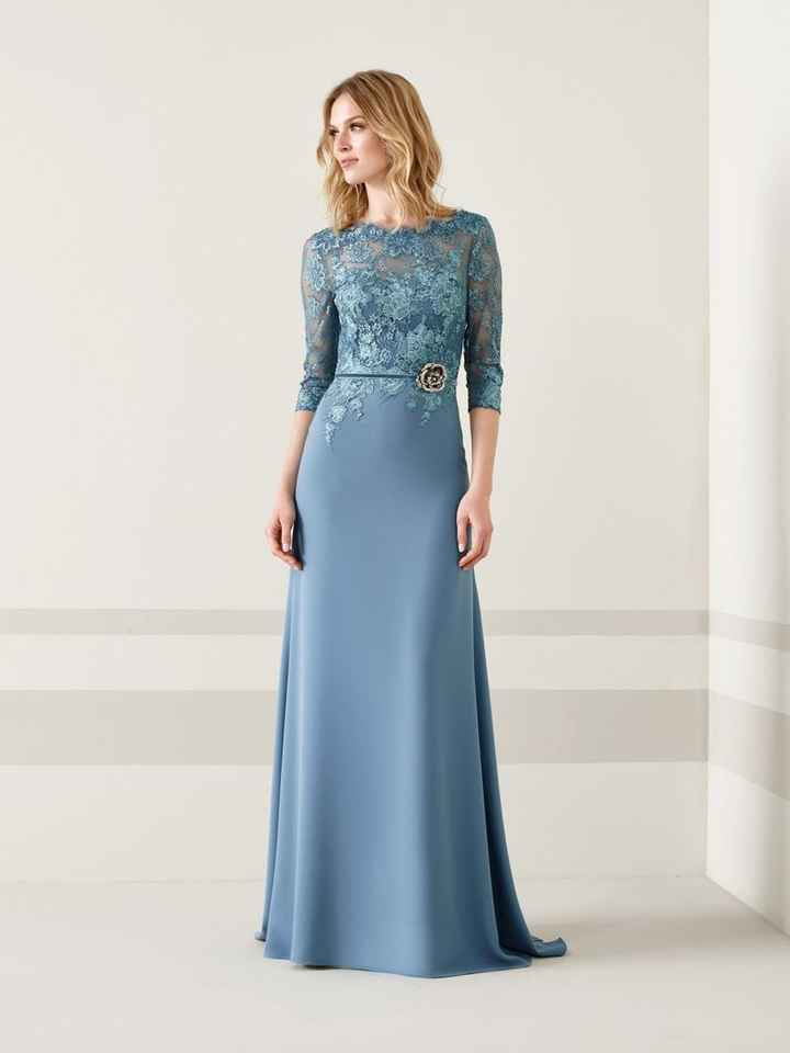 4 vestidos AGUAMARINA para las madrinas: ¿Qué decís? - 3