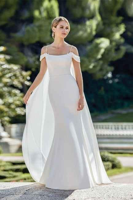 Si tuvieras que elegir un vestido de esta vidriera: ¿Cuál te llevas?🤩😉 - 1