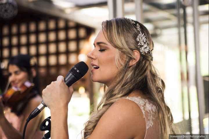 ¿Dónde están l@s que van a cantar en su casamiento? - 1