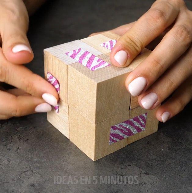 [VISTO EN REDES] Cubo mágico de fotos 1