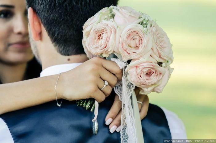 Si hoy me casara lo haría con... ¡Este ramo! 2