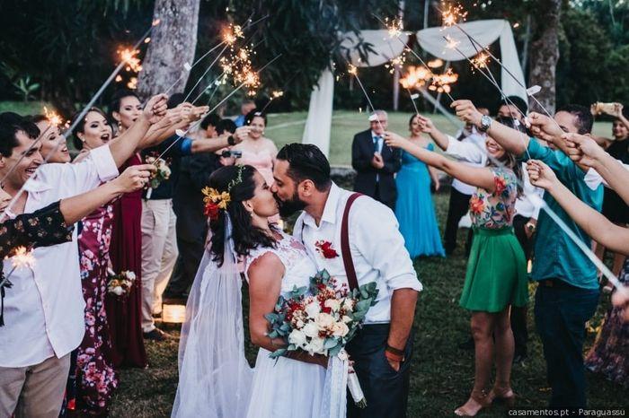 Tendremos _____ invitados a nuestro matrimonio 1