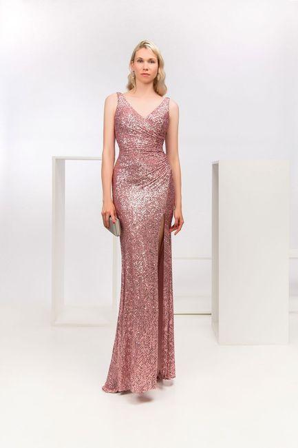 Vestido de noche, ¿de novia o de fiesta? 2