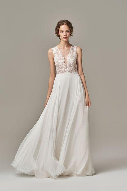 Vestido de noche, ¿de novia o de fiesta? 1