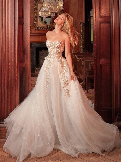 ¿Vestido soñado o vestido real? 1