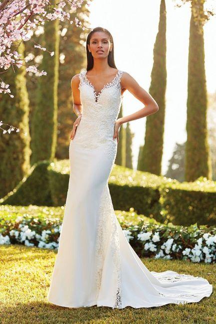 ¡Quiero este VESTIDO en mi casamiento! 1
